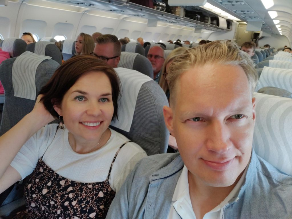 Lentokompensointi Finnair